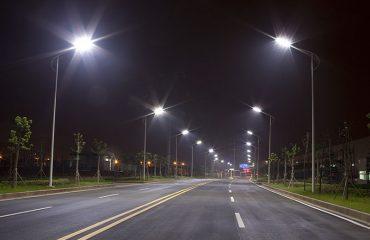 Led chiếu sáng đường phố