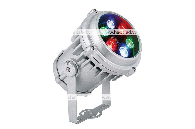 Đèn led pha 6w