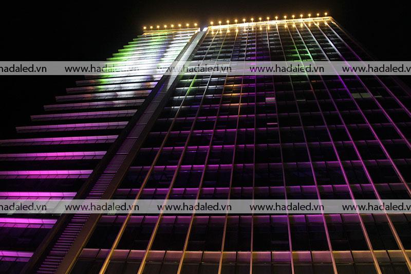 Chiếu sáng bề mặt toà nhà