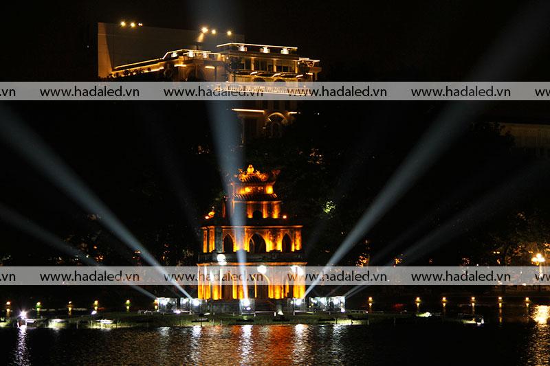 Đèn pha Led chiếu sáng kiến trúc