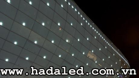 chiếu sáng tòa nhà
