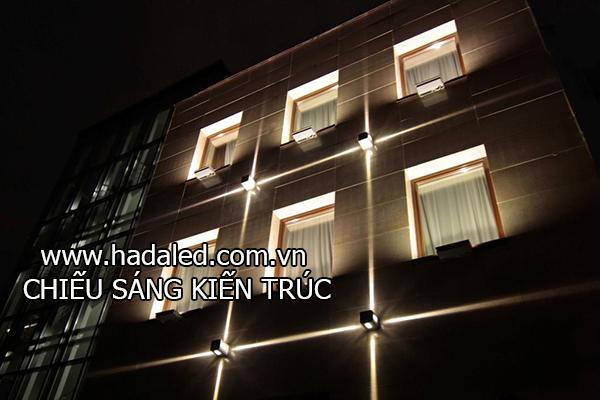 chiếu sáng kiến trúc 2