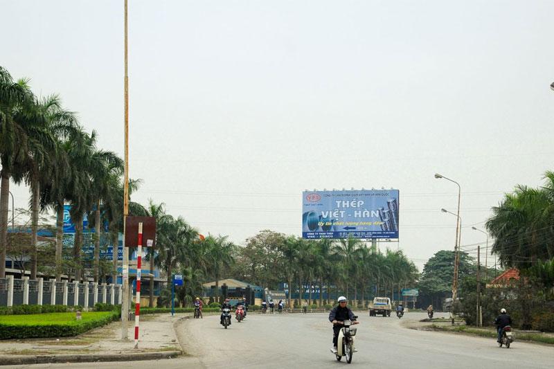 Cho thuê biển pano tại Hà Nội