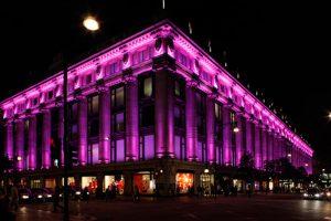 Chiếu sáng kiến trúc toà nhà