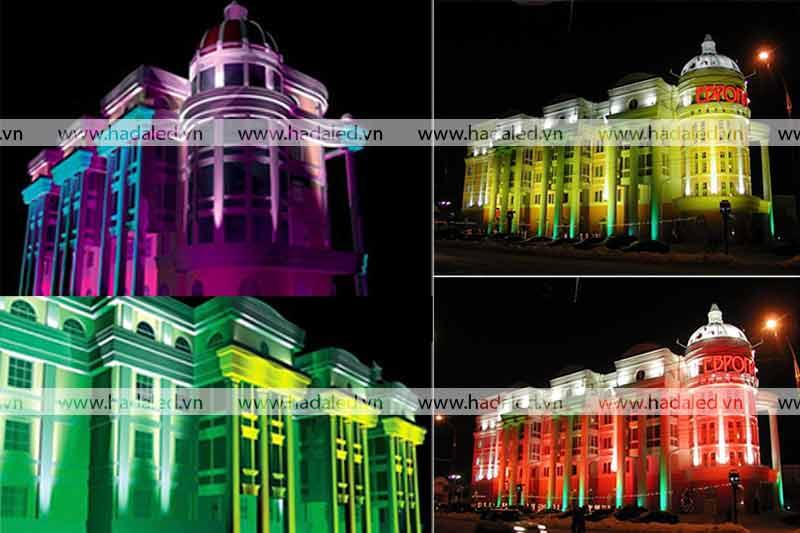 Chiếu sáng mỹ thuật kiến trúc