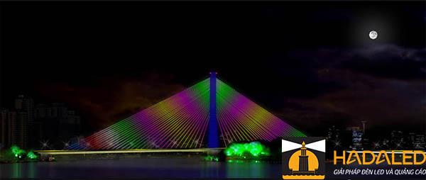 6 phương pháp chiếu sáng kiến trúc cầu được ưa chuộng nhất hiện nay