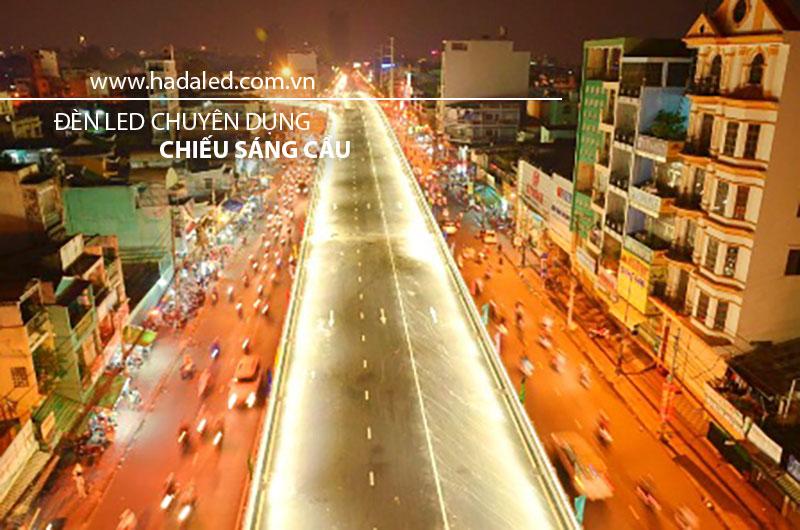 Chiếu sáng cầu đường