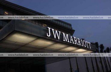Biển chữ khách sạn